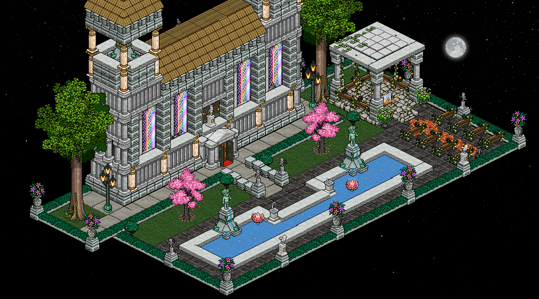 Pin Habbo Salas En Un Holo on Pinterest