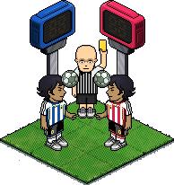 Torneo de fútbol! - Concursos - Habbo-Happy
