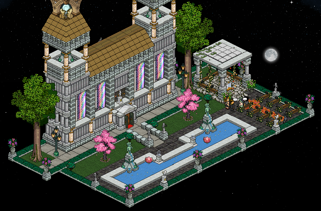 Best Habbo Rooms