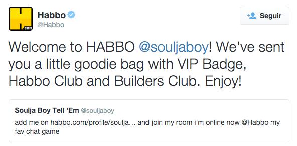 Soulja boy chat line